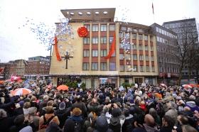2012. január 21-én a Hamburgi Szcientológia Egyház megünnepelte a teljesen átalakított épületének megnyitását Altstadtban, Hamburg történelmi városrészének központjában.