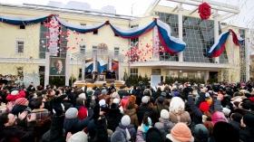 A Moszkvai Szcientológia Egyház új otthonának felavatásán több mint 2000-en vettek részt, köztük szcientológusok, orosz kormánytisztviselők, vallási és emberi jogi méltóságok. Ezzel megnyílt az első ideális Szcientológia egyház Oroszországban.