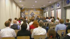 Berlin kápolnája vasárnapi szertartások, esküvők és névadó szertartások helyszíne.